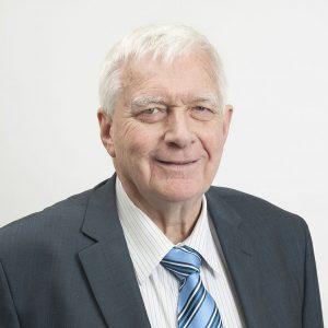 Portrait of Peter John Alexander