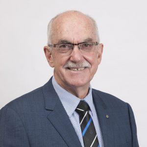 Portrait of Paul Schramm