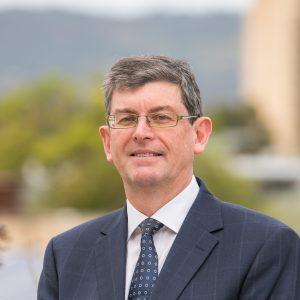 Portrait of James O'Loughlin