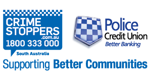 Logo, Crime Stoppers South Australia